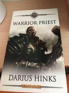 Warrior Priest by Darius Hinks