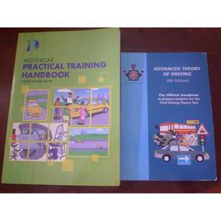 Advanced Theory Of Driving & Practical Training Handbook