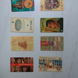 Singapore phonecards
