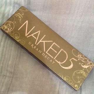 Eyeshadow Naked 5