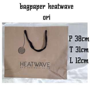 Paperbag HAETWAVE