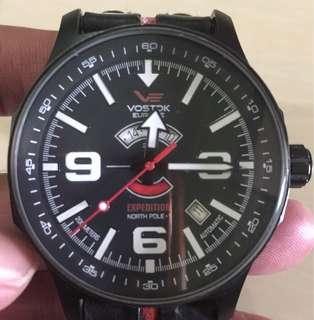Jam tangan Europe Vostock