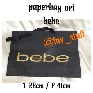 Paperbag bebe
