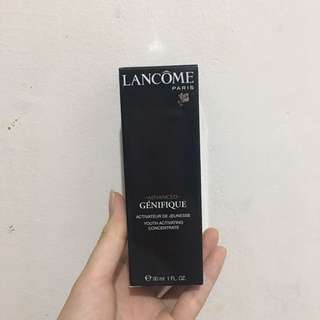 Lancome genefique youth activating concentrate