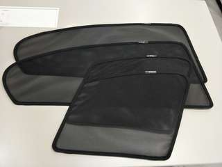BMW 5 series magnectic shade