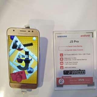 Samsung Galaxy J3 Pro Cicilan Tanpa Kartu Kredit