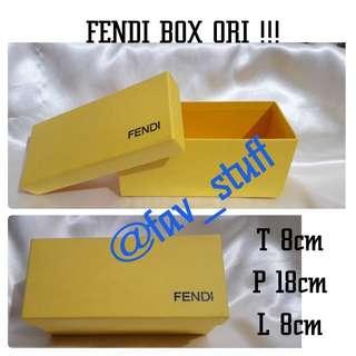 BOX FENDI