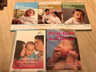 Baby care pregnancy confinement books