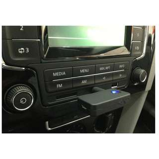 Car Bluetooth Music Receiver with stereo output - S0606