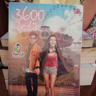 Novel Teenlit 3600 Detik
