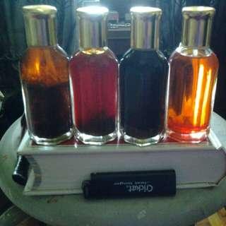 Minyak Zafaron ( Buatan sendiri) / Home Made Saffron Attar 50 ML