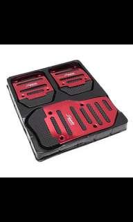 Sports pedals anti slip