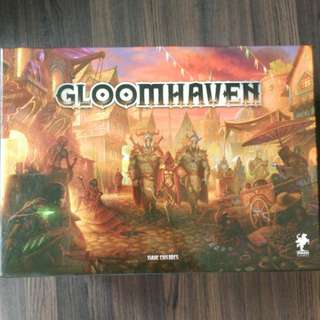 Gloomhaven 2nd Edition Board Game