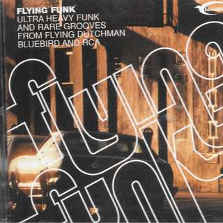 MY PRELOVED CD - FLYING FUNK /FREE DELIVERY(F9P)
