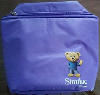 Baby Food And Milk Cooler Bag