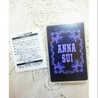 🚚 安娜蘇 撲克牌