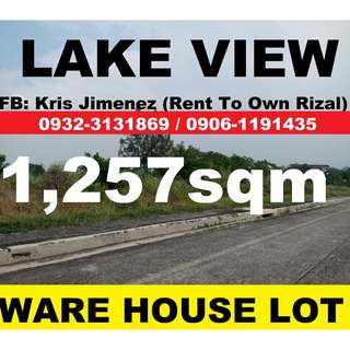 Lakeview Executive village WAREHOUSE and residential lot for Sale
