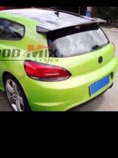 Easter Sale-Volkswagen Scirocco Spoiler