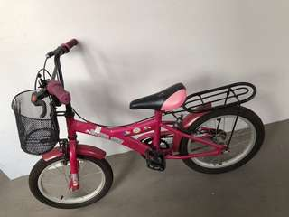 "20"" Children Bicycle age 6-12"