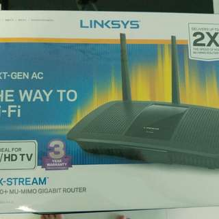 *NEW* Linksys Router