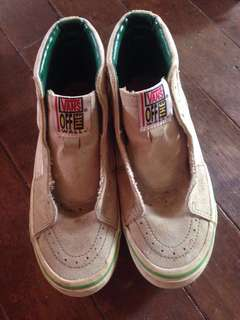 Authentic Vans Sk8 (High Cut)