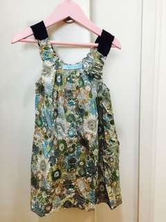Almost new dress from Gingersnap for 3-4 years old Girl