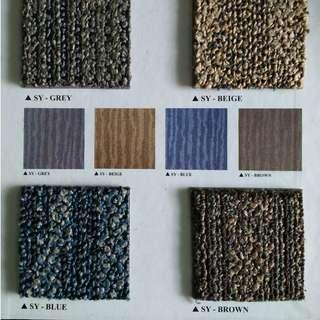 karpet tile motif baru harga hemat