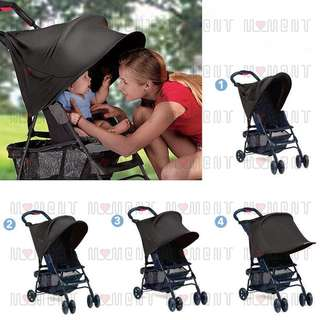 Baby Stroller Sunshade Canopy Cover
