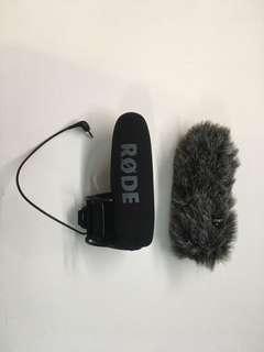 Rode video mic pro videomic