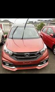 Mobilio RS CVT special color
