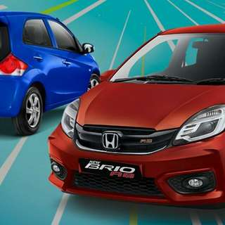 Honda Brio, Promo paket cicilan terbaik se-Jakarta. Order now