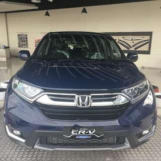 Promo all new honda crv turbo