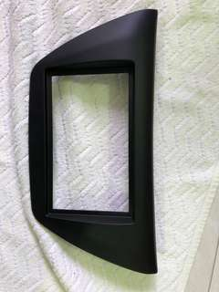 Mitsubishi Evo 7,8,9 or cs5 double din radio cover