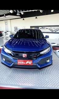 New Honda Civic Type R Turbo