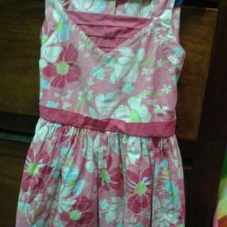 Preloved dress of my LO