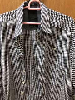 "G-Star Slim Cut Shirt 15.5""/39/s-m size 99% new"