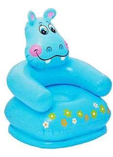 Kids inflatable air chair