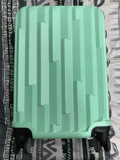 """20"""" Mint Color Travel Luggage"""