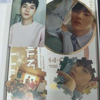 [WTT] WANNA ONE I.P.U ALBUM DAY VERSION