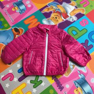Baby Winter Jacket, Chicco, 6-9 months