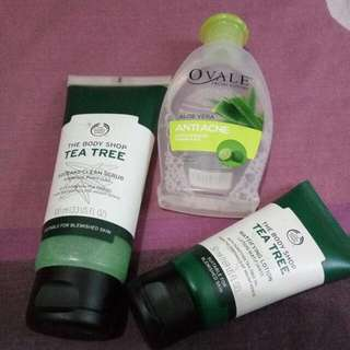 * The Power Of Tea Tree *  Buy One Price Rp.189.000 Get 3 Items
