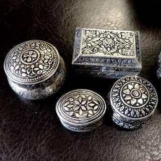 印度代購銀盒 非誠勿擾 silver box  價中等