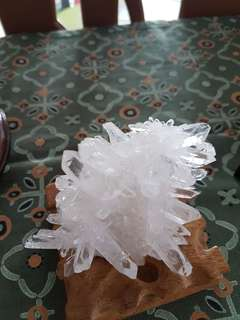 White Crystal Quartz 白水晶族