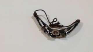 PU leather bracelets