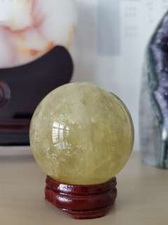 Gold Crystal Ball 金水晶球