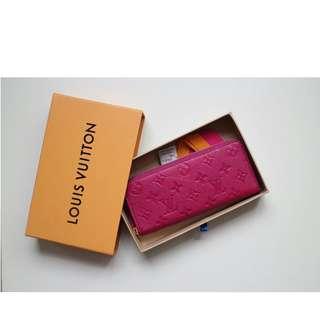 Louis Vuitton Clemence Monogram Purse
