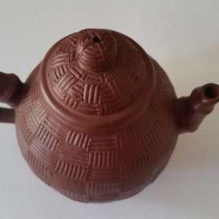 Unique design zisha teapot