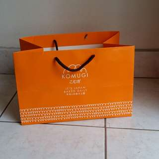 Komugi paper bag