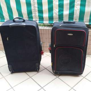 Luggage, Dunlop from uk, $20 each, 32 inch