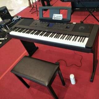 Digital Piano Dgx-660B bisa cicilan tanpa kartu kredit